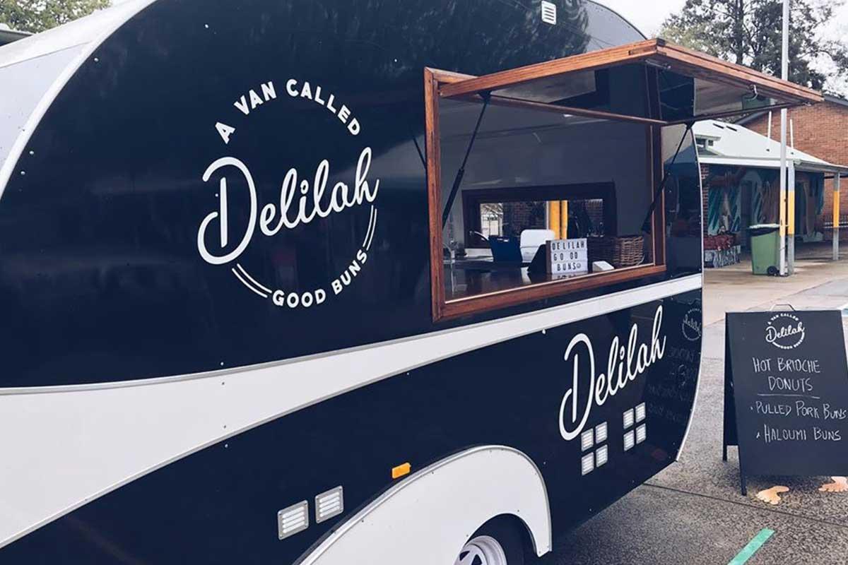 A Van Called Delilah, Southern Highlands Food Truck