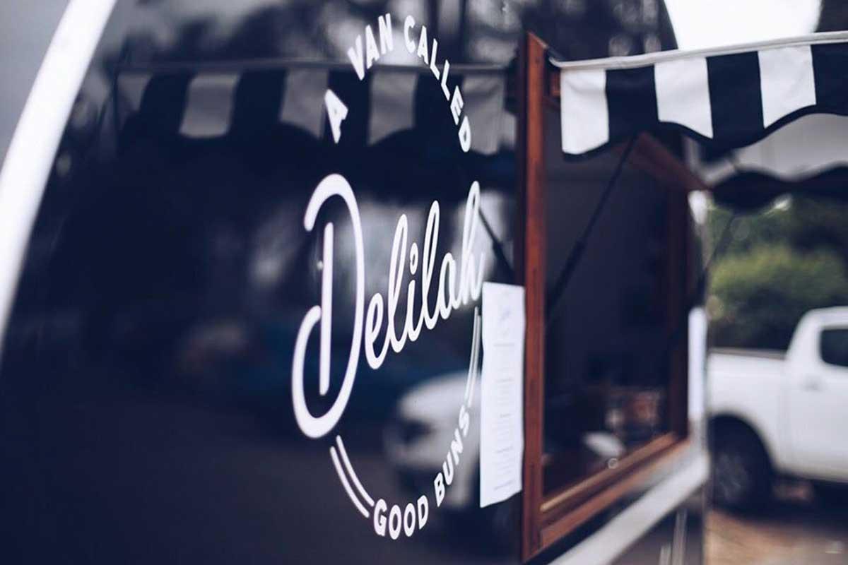 A Van Called Delilah, Food Truck